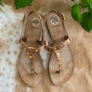 Tory Burch sandals, sz 9